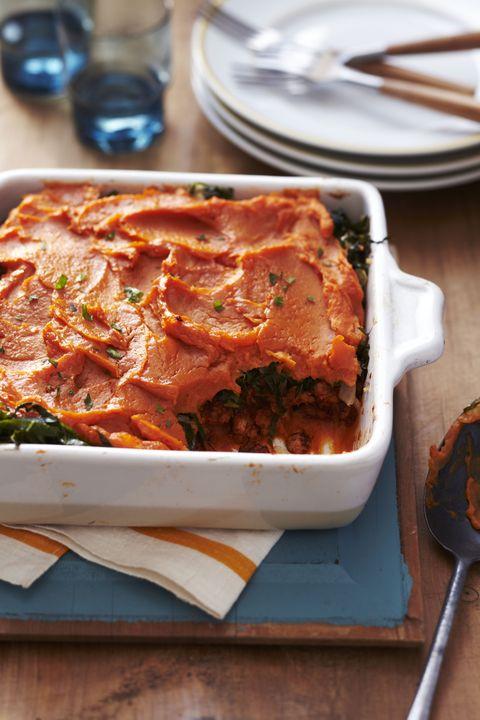 Family Style Recipes Sweet Potato Shepherd's Pie
