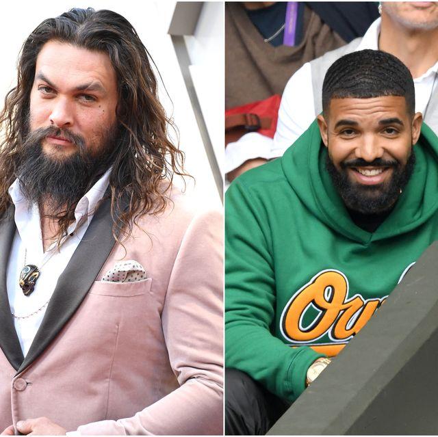 famosos, barba, sin barba