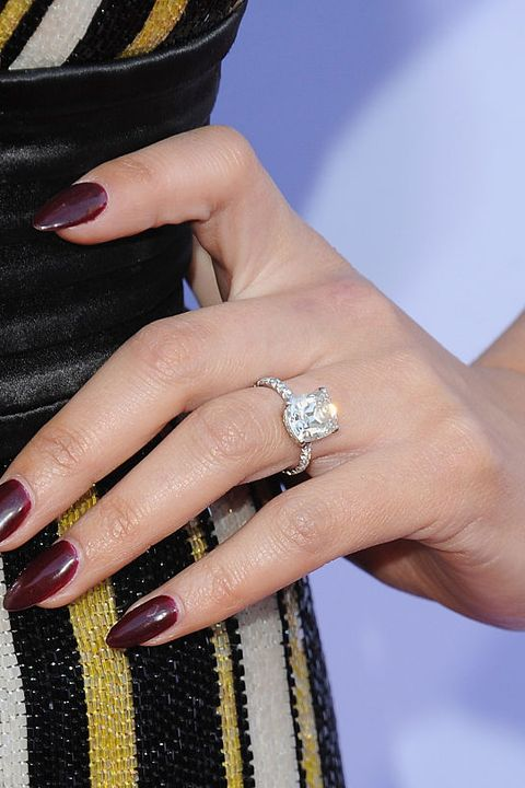 20 Biggest Celebrity Engagement Rings Most Famous Wedding Rings In History
