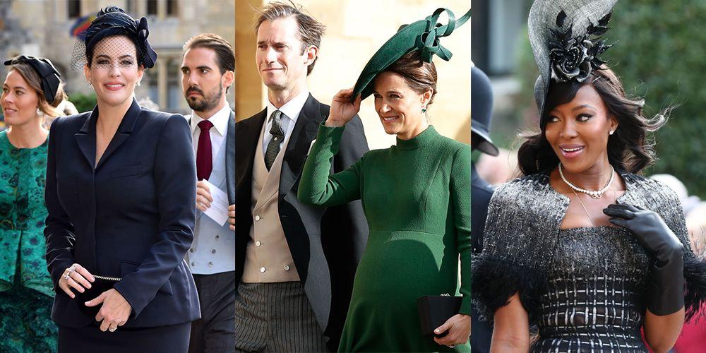 celebrities princess eugenie wedding