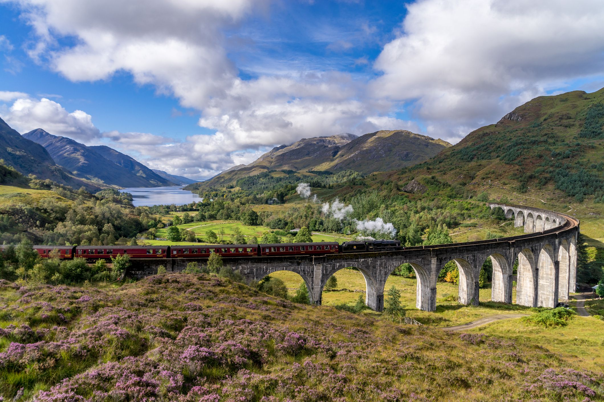 June holidays: Scottish Highlands