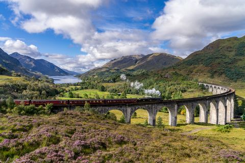 September holidays: Scottish Highlands