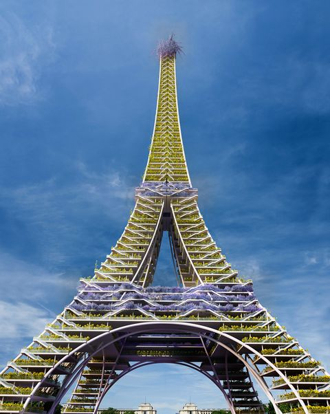 7 famous landmarks reimagined with biophilic design