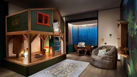 Room, Interior design, Furniture, Property, Living room, Building, House, Suite, Home, Real estate,