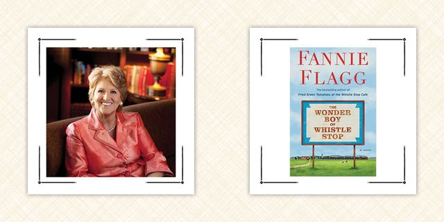 fannie flagg and the wonder boy of whistle stop