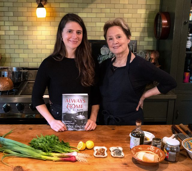 fanny singer and alice waters