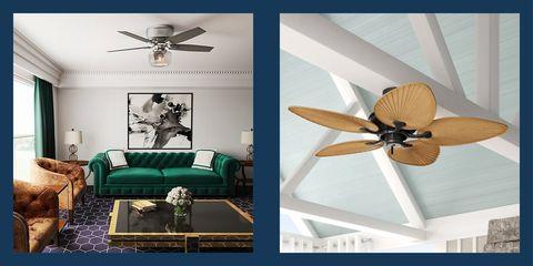 10 best ceiling fans   elle decor