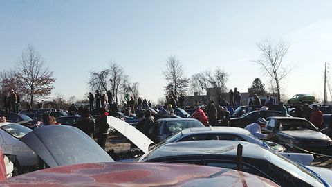 Bilenky Cross: Fans on Cars