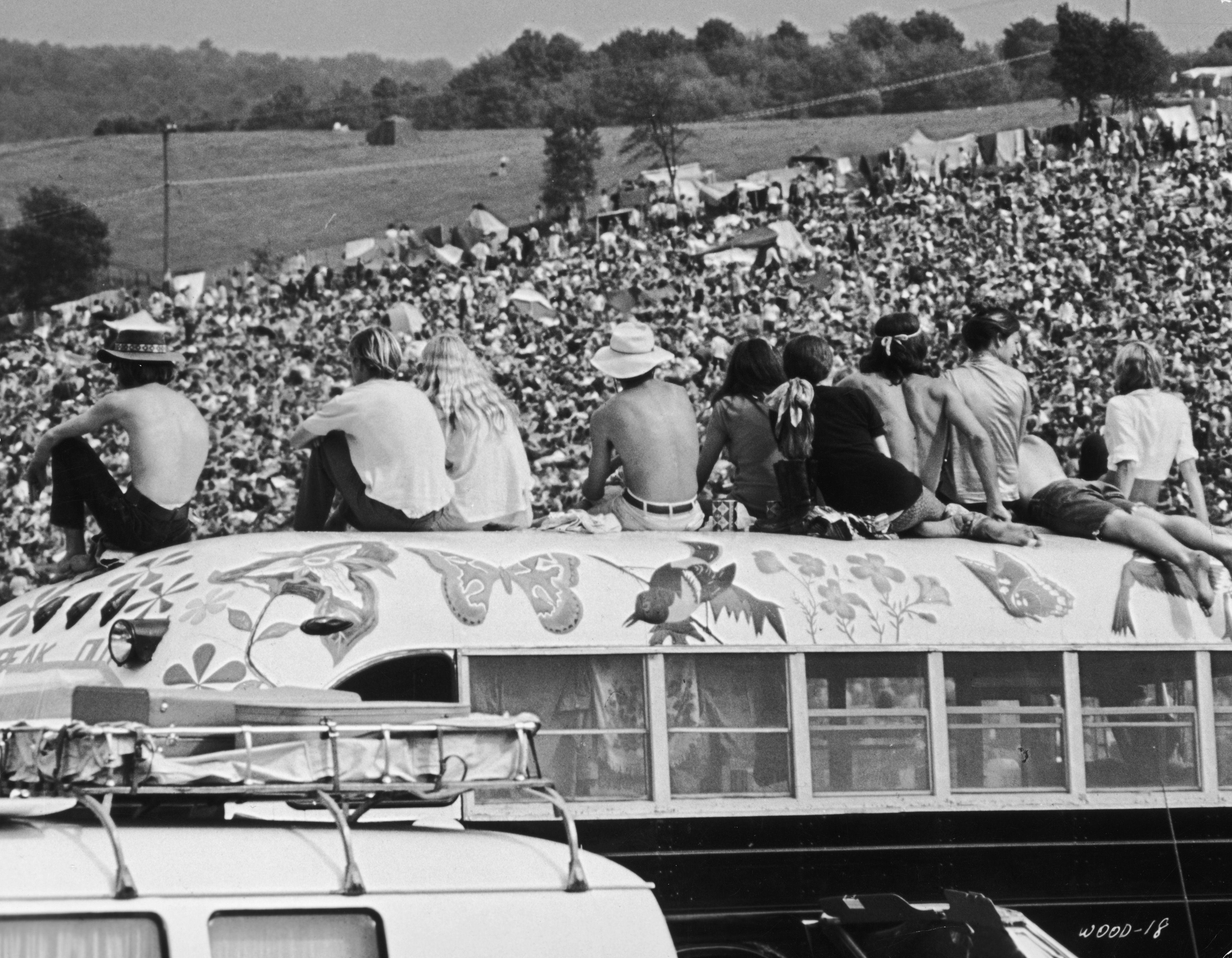 How Festival Technology Has Evolved Since Woodstock