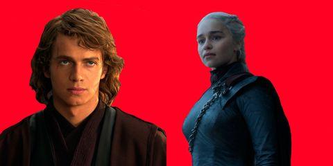fans Star Wars final Juego de Tronos