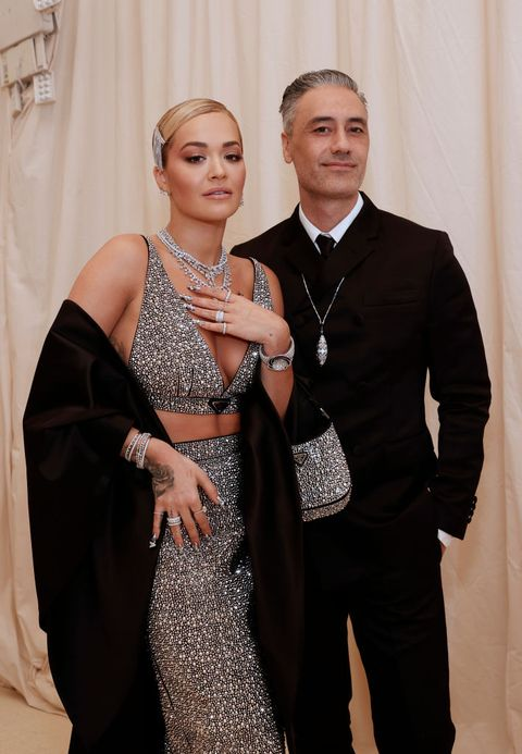 Rita Ora and Taika Waititi's relationship timeline