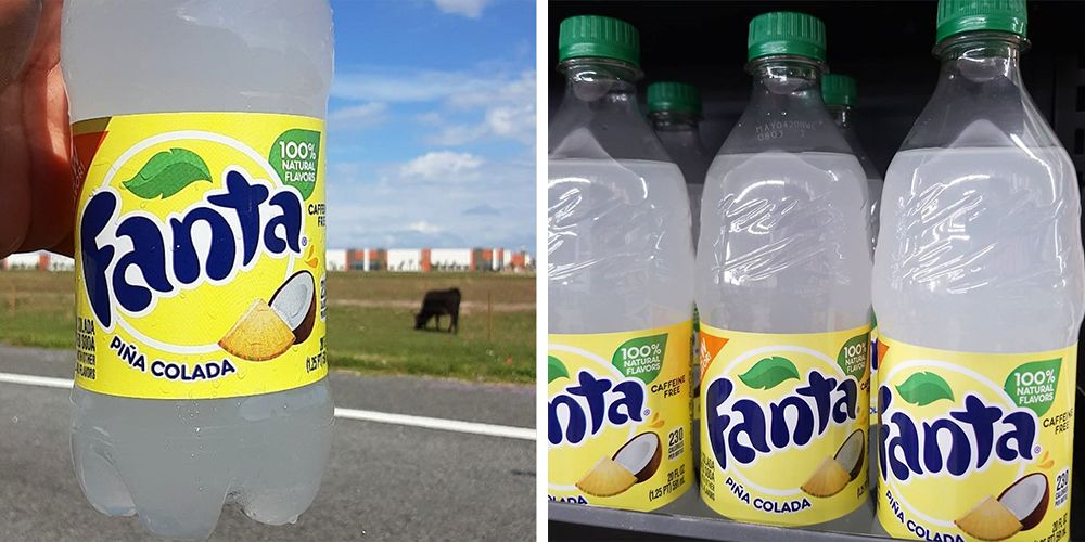 Fanta's New Piña Colada Flavor Is Rolling Out on Shelves, So Embrace the Tropical Vibes