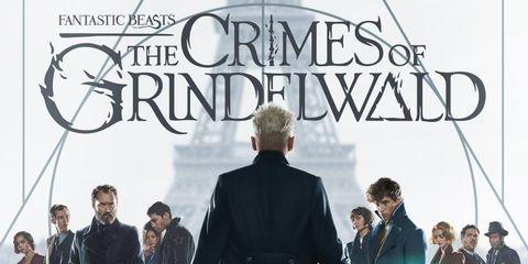 Animales Fantasticos Los crímenes de Grindelwald nuevo poster