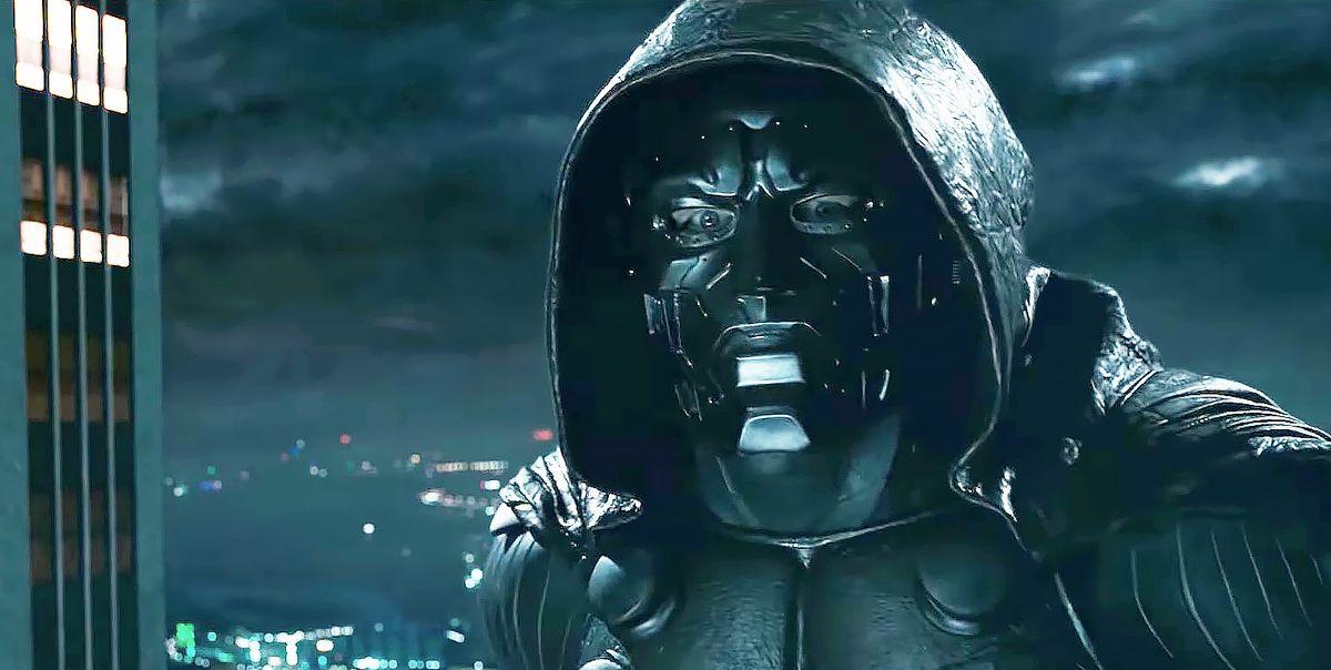 Marvel's Doctor Doom solo movie gets an update