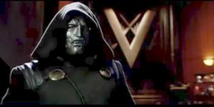 Julian McMahon as Doctor Doom in Fantastic Four
