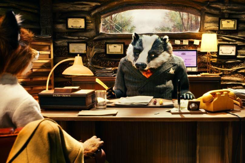 17. Fantastic Mr. Fox (2009)