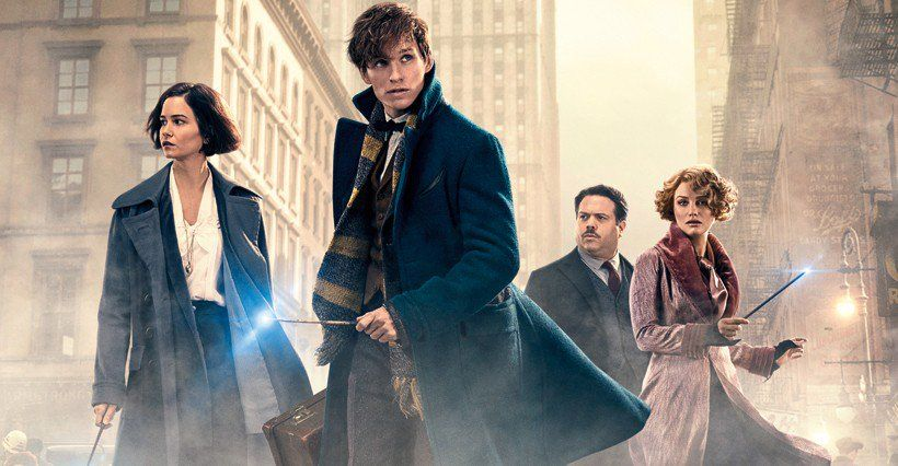 Fantastic beasts and where to find them op Netflix