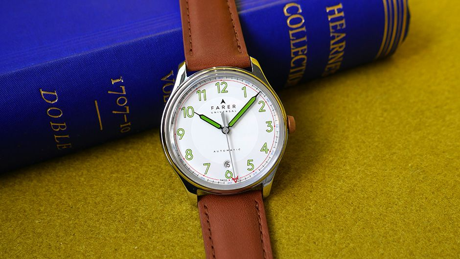 Up Close: The Farer automatic collection