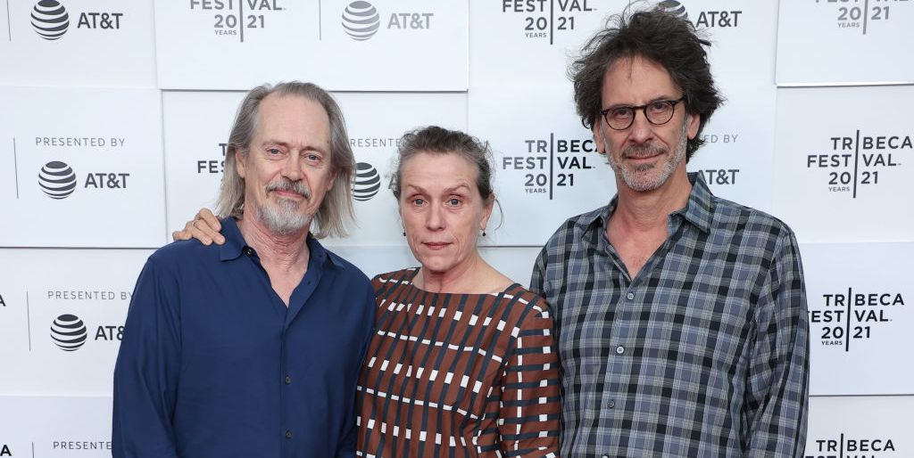 Fargo stars Steve Buscemi and Frances McDormand reunite after 25 years