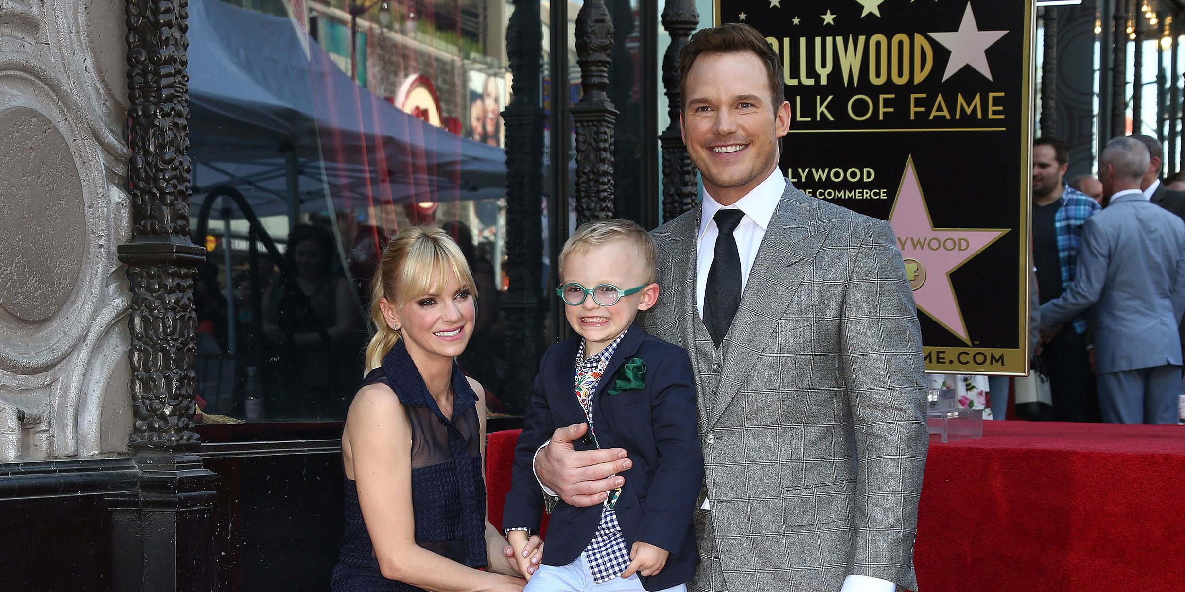 Chris Pratt Just Returned to Instagram With a Cute Family Photo