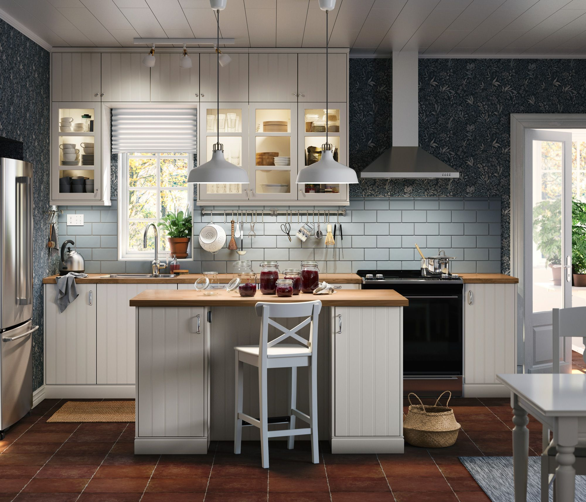 12 Cozy Farmhouse Kitchen Design Elements Kitchen Decor Tips