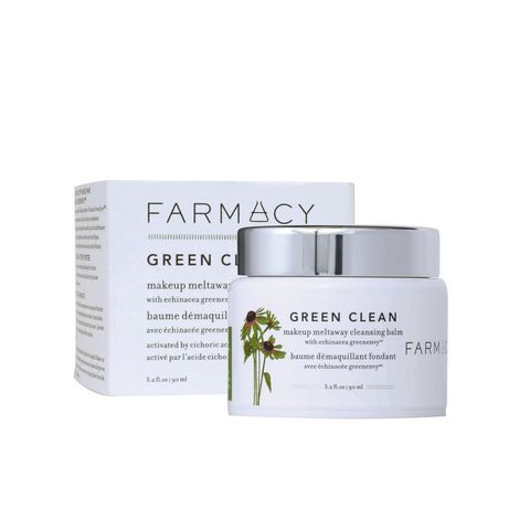 Cult Beauty Farmacy green clean