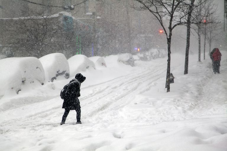 The 'Farmers' Almanac' Winter Forecast Has Arrived and It's Not Pretty