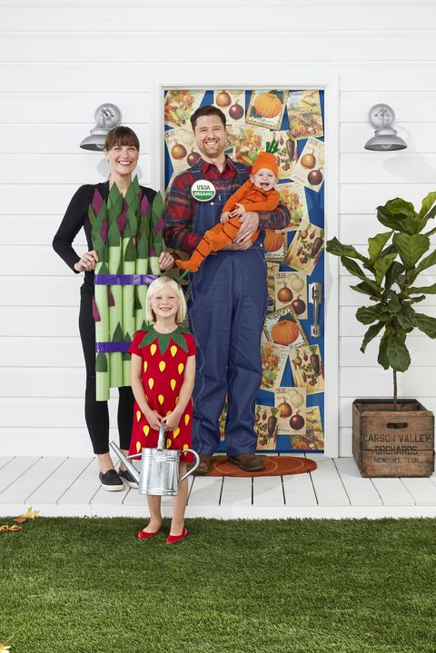 farmers market diy couples costume for halloween