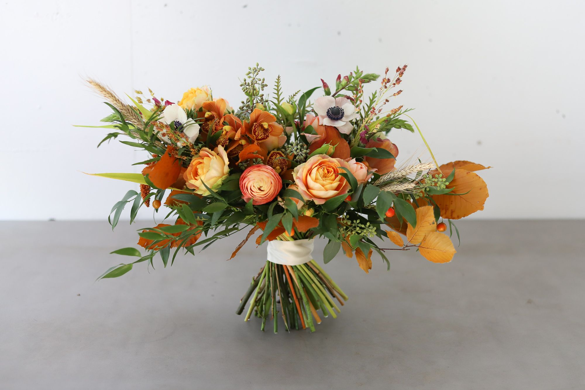 45 Best Fall Wedding Flowers Gorgeous Wedding Bouquet Ideas 2020