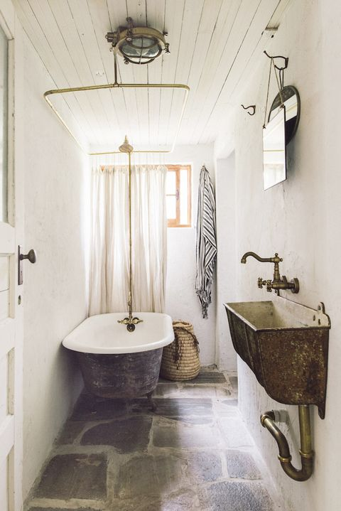20 Best Farmhouse Bathroom Design Ideas Farmhouse