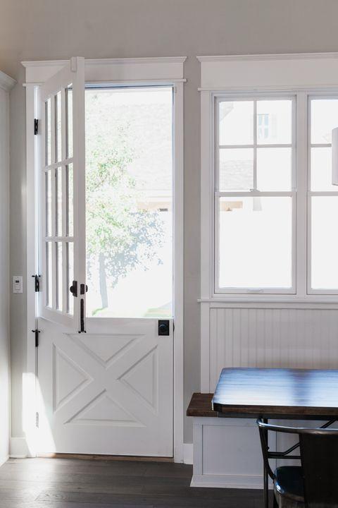 Farmhouse Dutch Door Idea