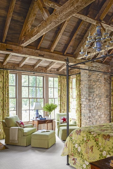 Farmhouse Style Bed