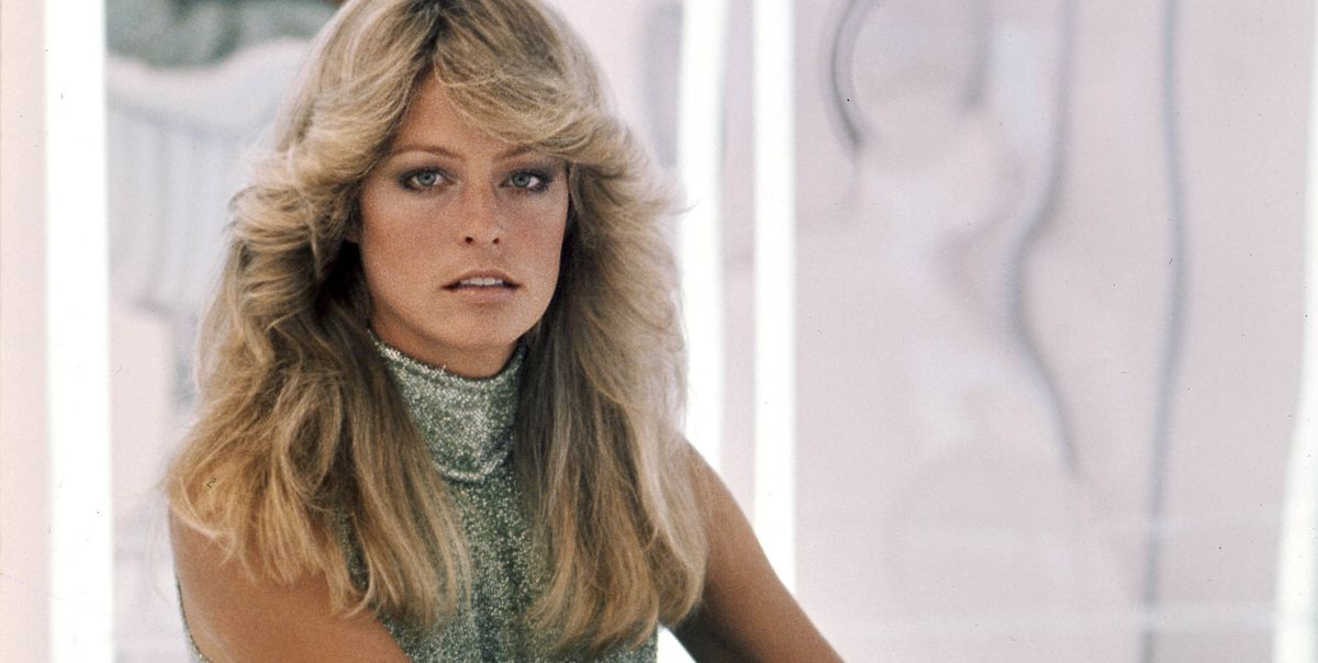 Learn the Latest Farrah Fawcett-Approved TikTok Trend