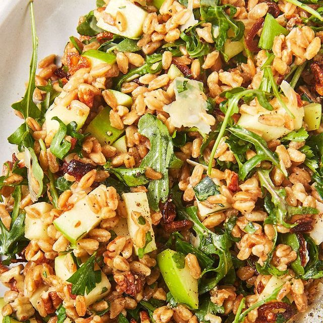 Best Ever Farro Salad How To Make The Best Ever Farro Salad