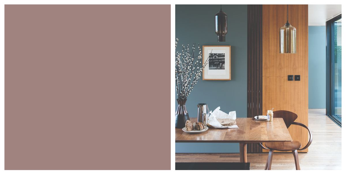 Farrow And Ball Colours 2019 De Nimes And Sulking Room Pink Are