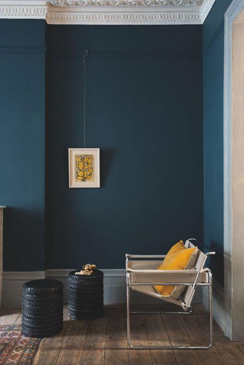 farrow and ball 'hague blue'