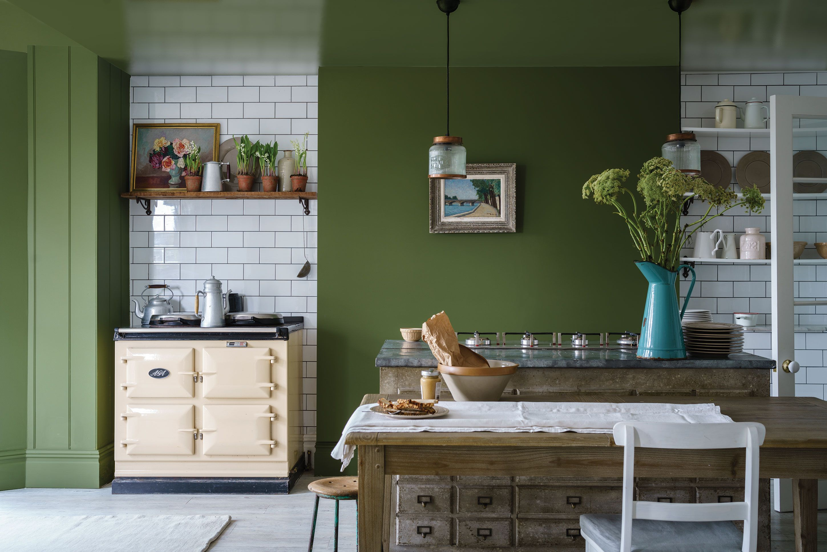 Farrow & Ball Releases Nine Gorgeous New Paint Colors