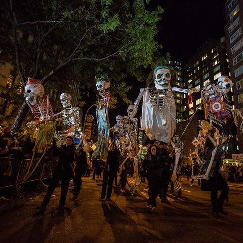 fascinating halloween facts parade