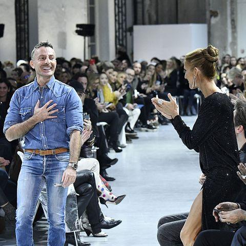 Alexandre Vauthier : Runway - Paris Fashion Week - Haute Couture Spring Summer 2019
