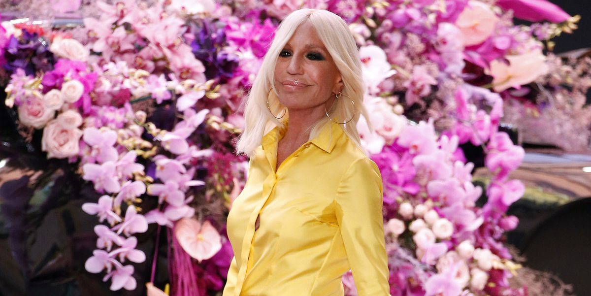 Watch the Versace Spring/Summer 2021 Show Live