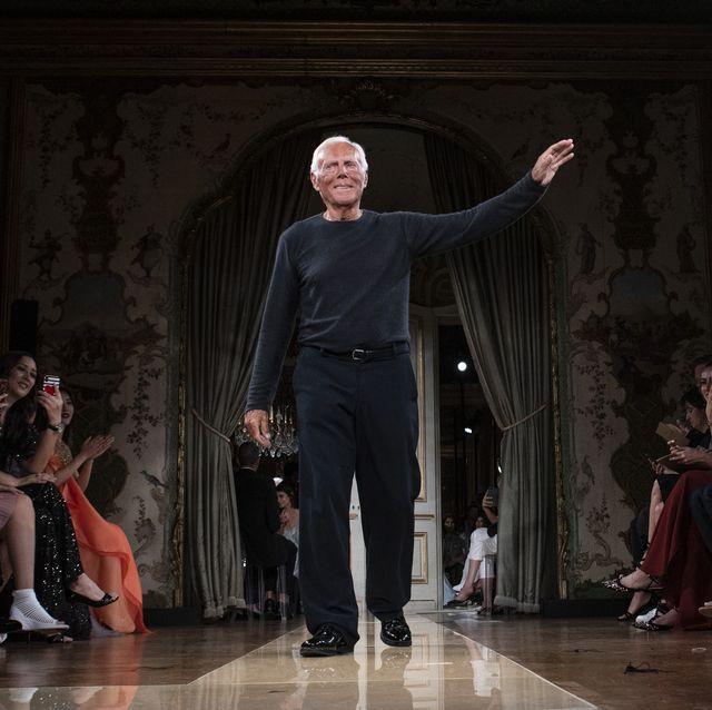 sale retailer d0b26 38cdb ファッション界の帝王ジョルジオ・アルマーニが贈る、ライフ ...