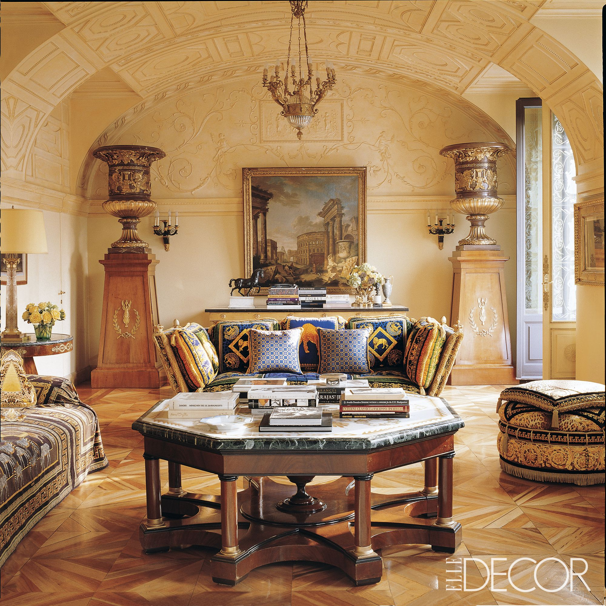 Fashion Designer Homes - How To Live Like A Fashion Designer