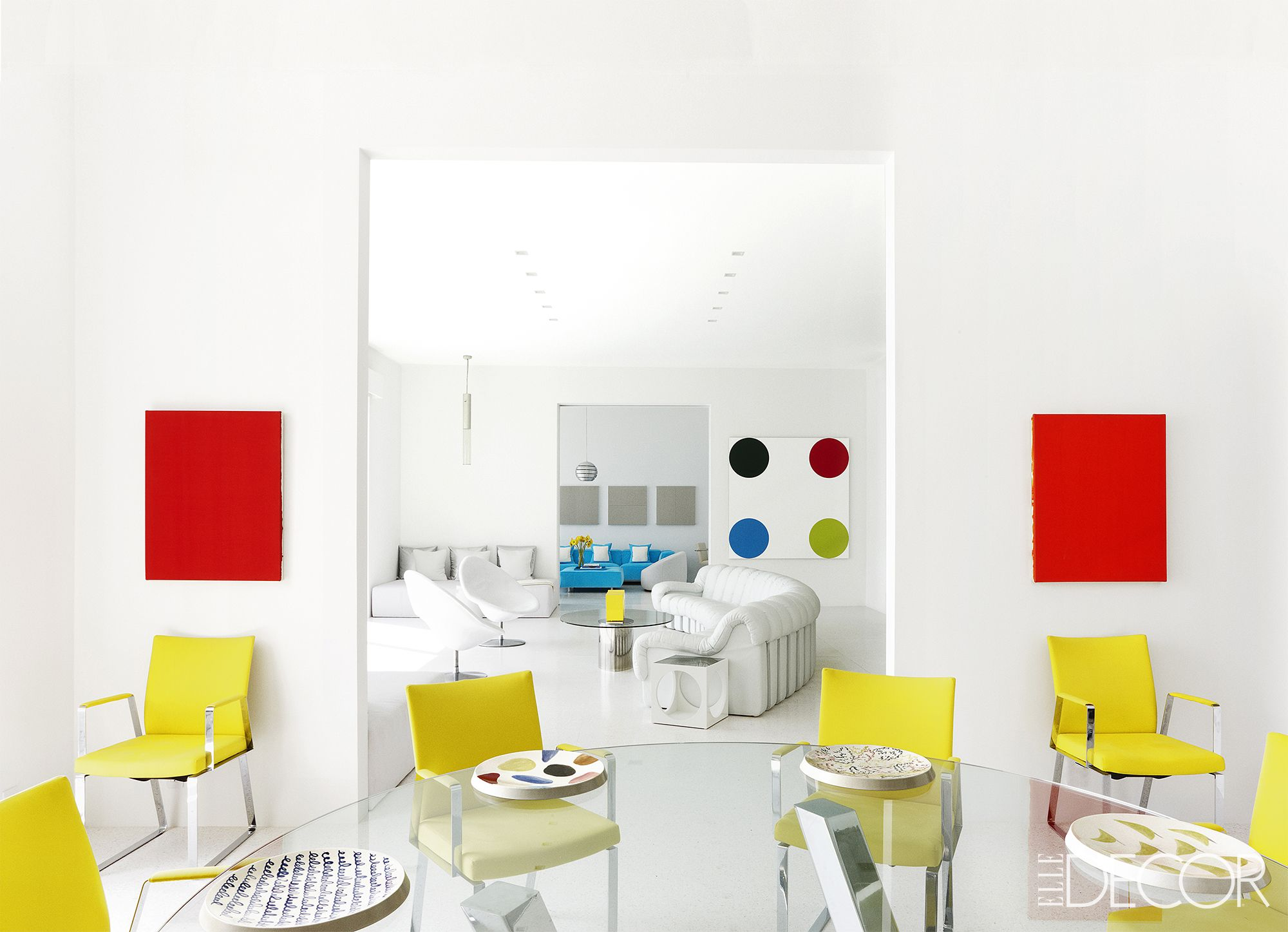 fashion designer homes