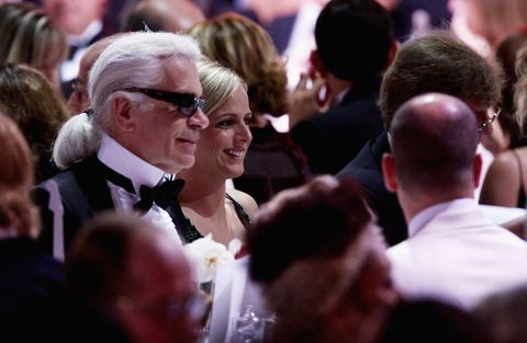 58th Red Cross Ball In Monte Carlo, Monaco