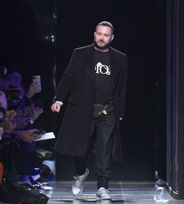 dior homme  runway   paris fashion week   menswear fw 2020 2021