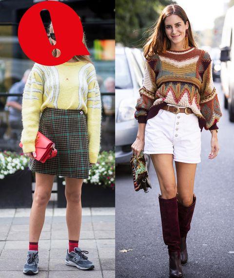 I maglioni norvegesi in lana pelosa e leggermente pungente sono il tuo pezzo chiave dell'inverno: trai maglioni 2018 sono anche i più connotati, difficili da abbinare ad alto rischio flop: evita qui il Fashion Disaster.
