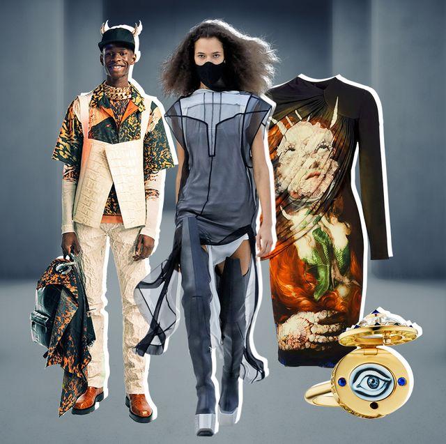 ファッション デザイナー ホラー トレンド