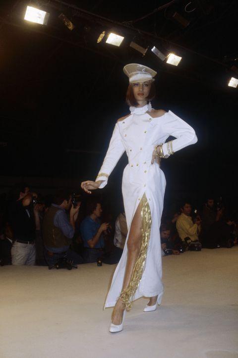 thierry mugler spring summer 1983 fashion show
