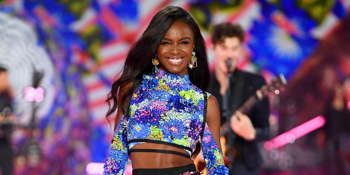 ac264a74cbd Leomie Anderson Is The Newest Victoria s Secret Angel
