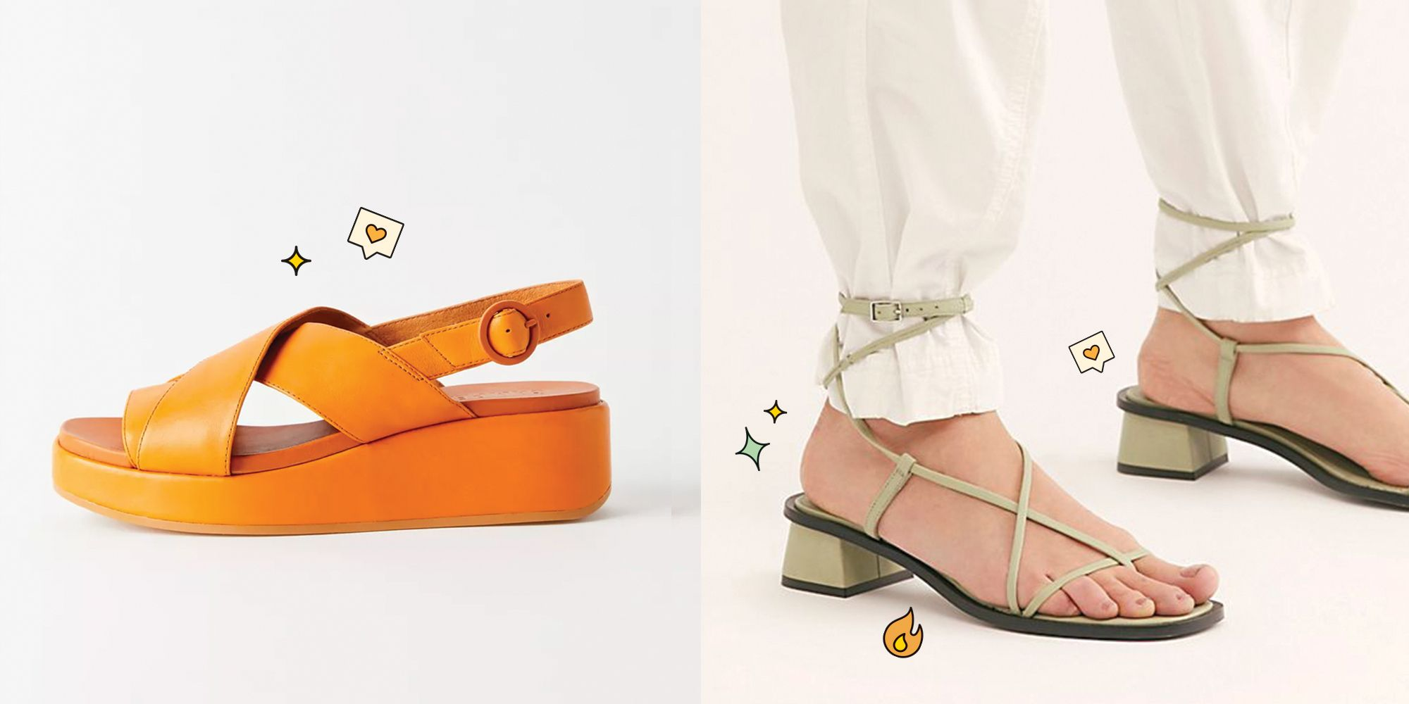 18 Great Walking Sandals for Women That
